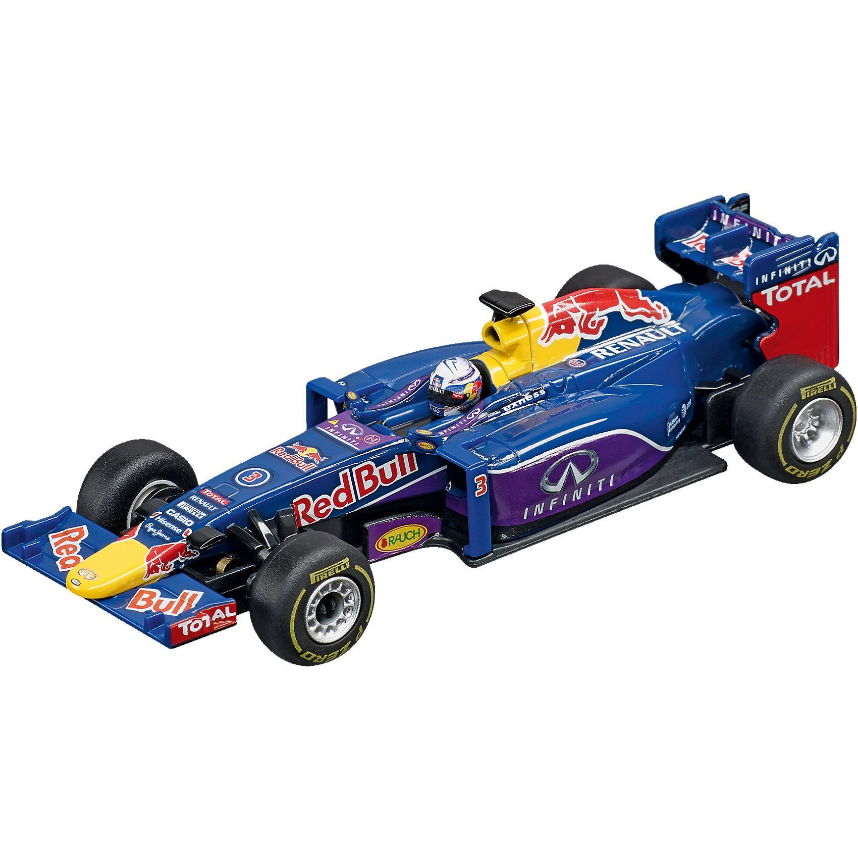 "Carrera Digital 143 41389 Infiniti Red Bull Racing RB 11 ""D.Ricciar"