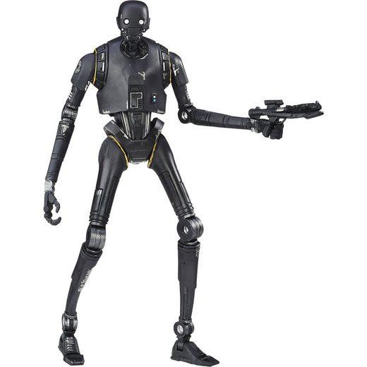 Hasbro Star Wars Rogue One - The Black Series - Figur K-2SO 15 cm