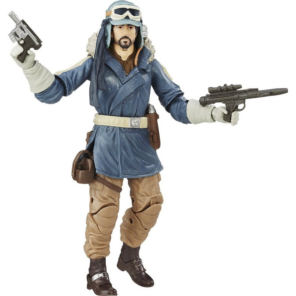 Hasbro Star Wars Rogue One - The Black Series - Figur Captain Cassi