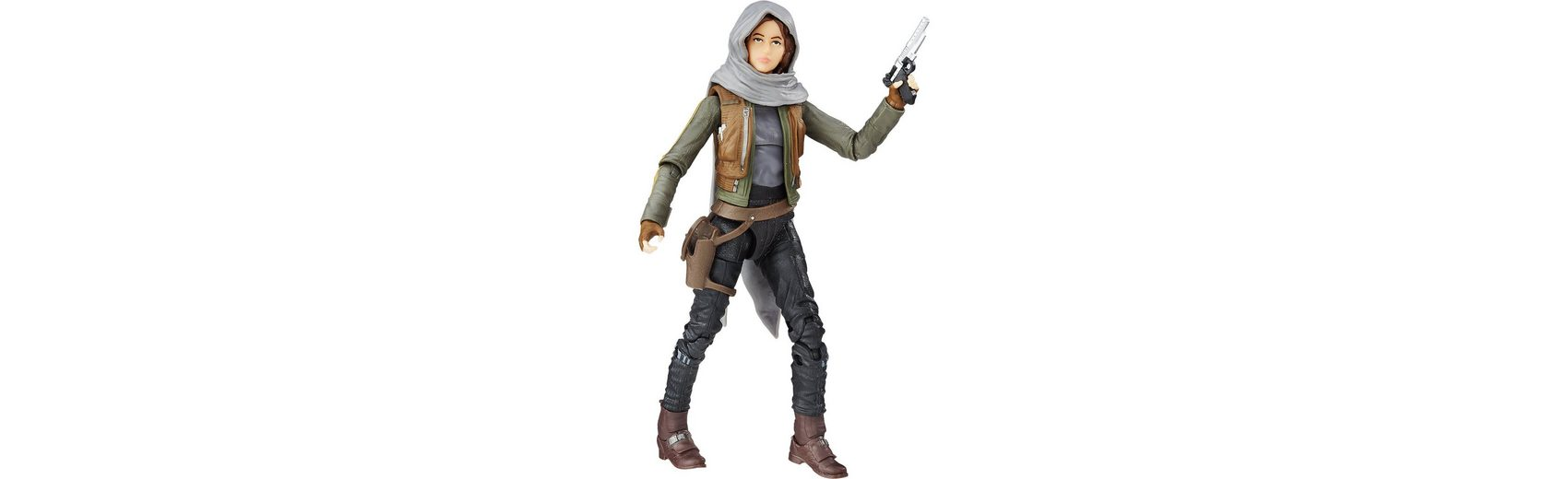 Hasbro Star Wars Rogue One - The Black Series - Figur Jyn Erso 15 c