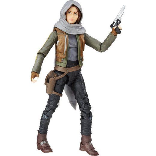 Hasbro Star Wars Rogue One - The Black Series - Figur Jyn Erso 15 c