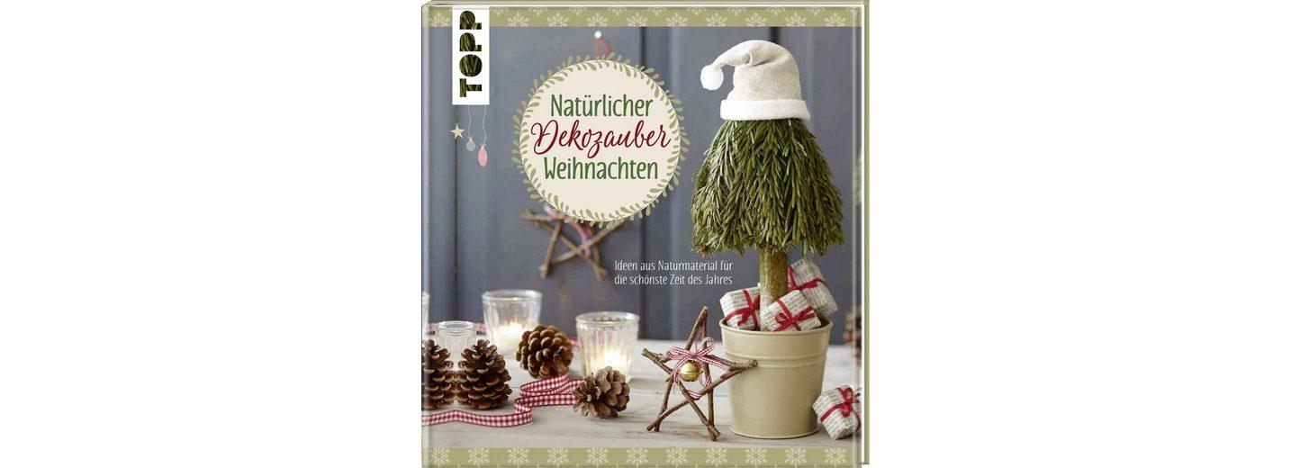 """Topp Buch """"Natürlicher Dekozauber Weihnachten"""""""