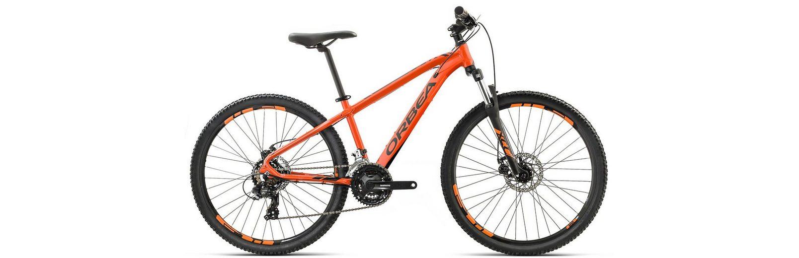 ORBEA Hardtail Mountainbike, 26 Zoll, 24 Gang Shimano Altus Kettenschaltung, »MX 26 Dirt«