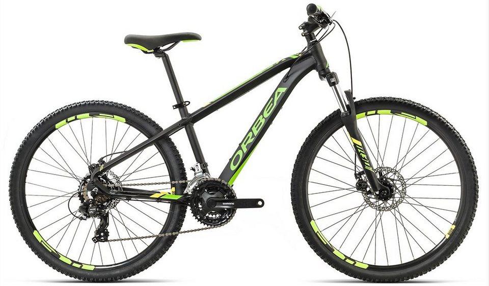 Orbea Mountainbike »MX 26 Dirt«, 24 Gang Shimano TY300 Schaltwerk ...