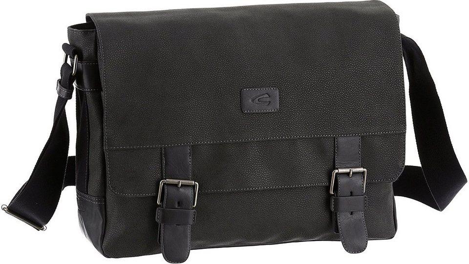 Camel Active Messenger Bag »Aligier« in grau