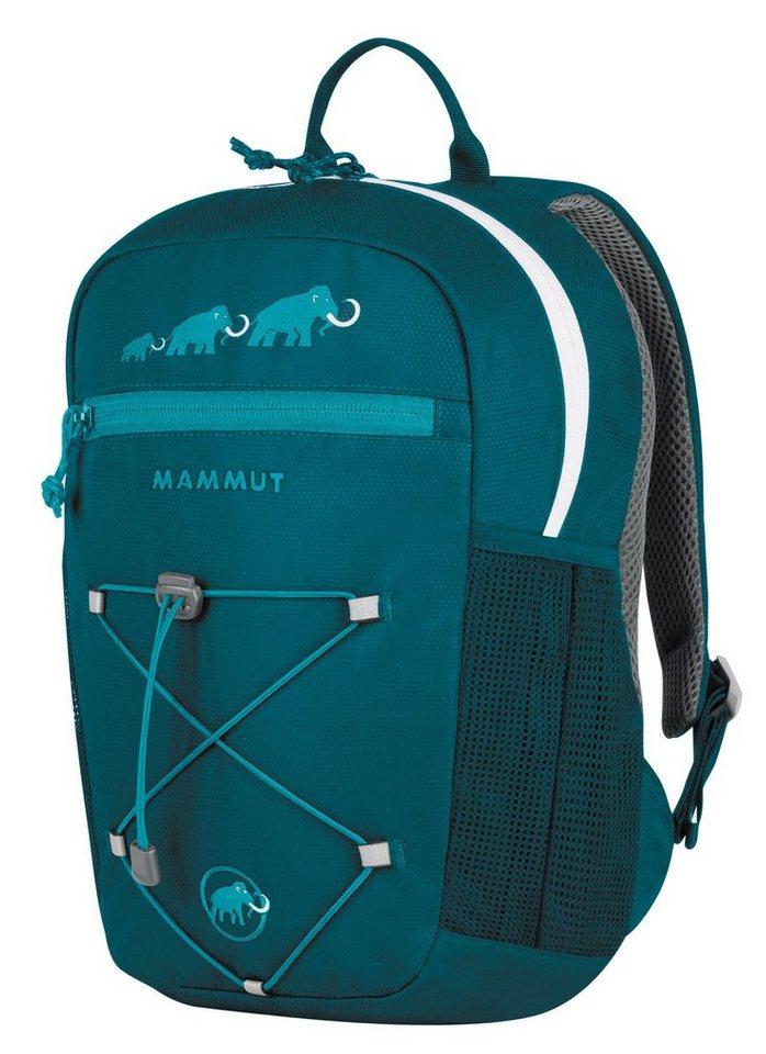 Mammut Sport- und Freizeittasche »First Zip 16 Daypack Kids« in petrol