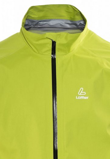 Löffler Raincoat Prime Gtx Active Bike Jacket Men