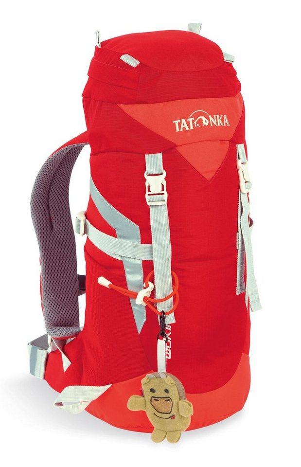 Tatonka Sport- und Freizeittasche »Wokin Backpack Kids« in rot