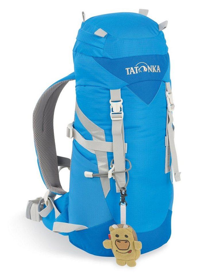 Tatonka Sport- und Freizeittasche »Wokin Backpack Kids« in blau