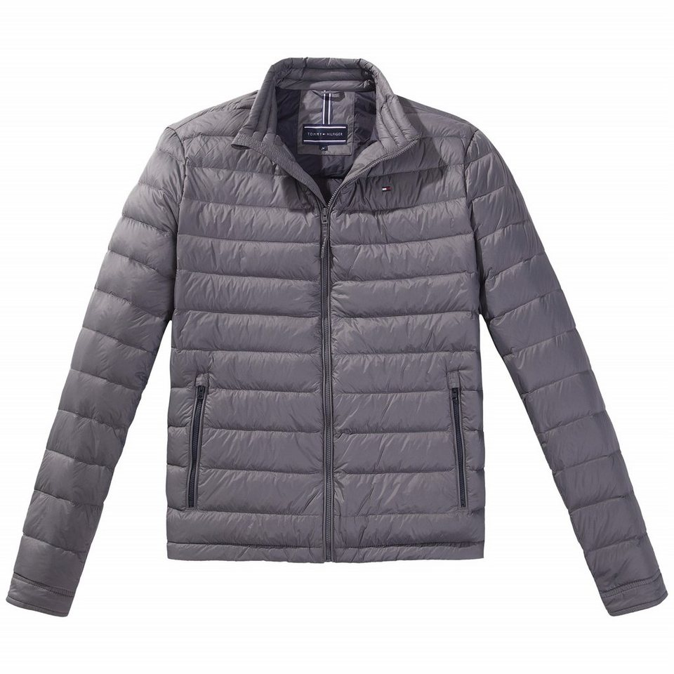 Tommy Hilfiger Outdoorjacken »NEW LW AMERICAN DOWN BOMBER« in MAGNET