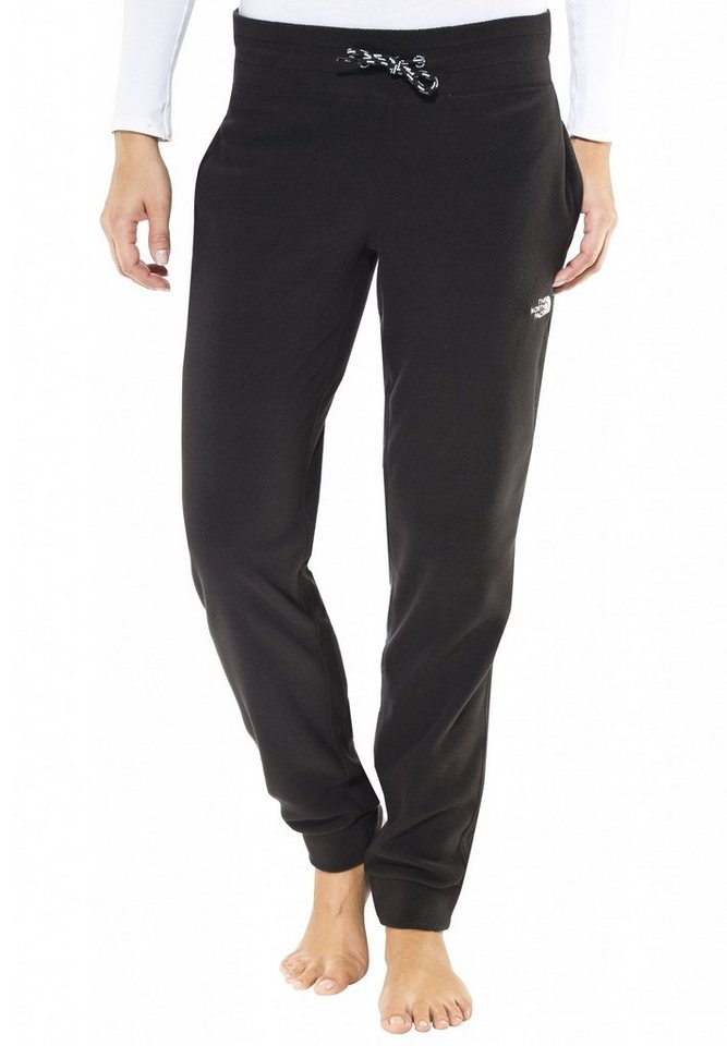 The North Face Outdoorhose »100 Glacier Pant Women Regular« in schwarz