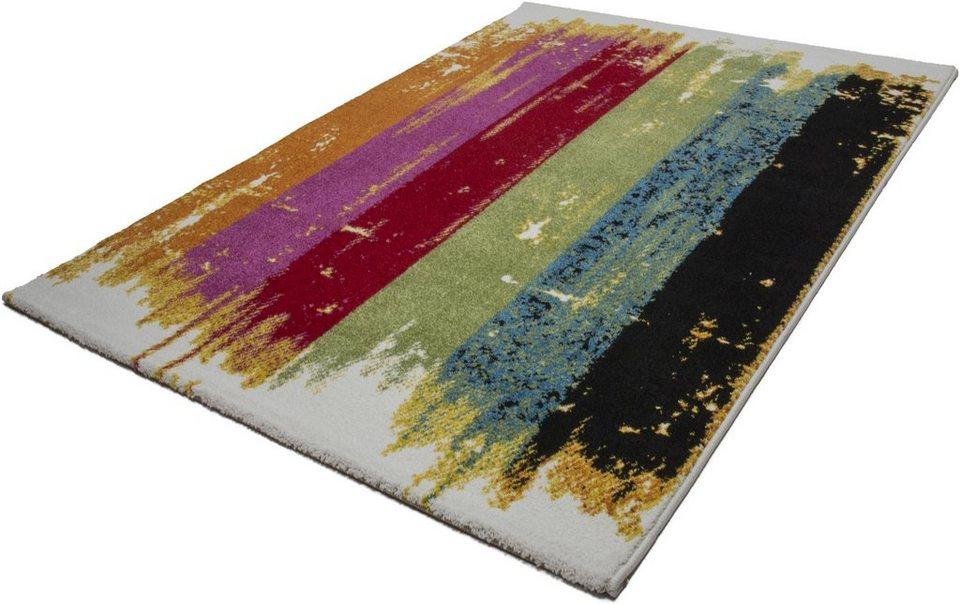 Teppich, Kayoom, »Guayama 242«, gewebt in multi