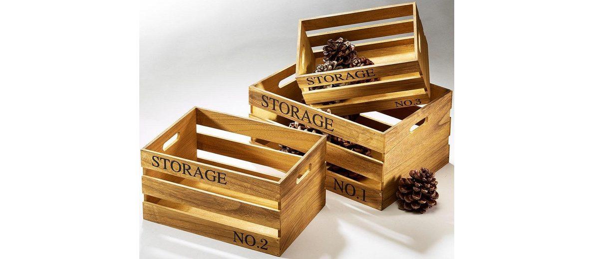 Home affaire Storage-Kiste (3-tlg.)