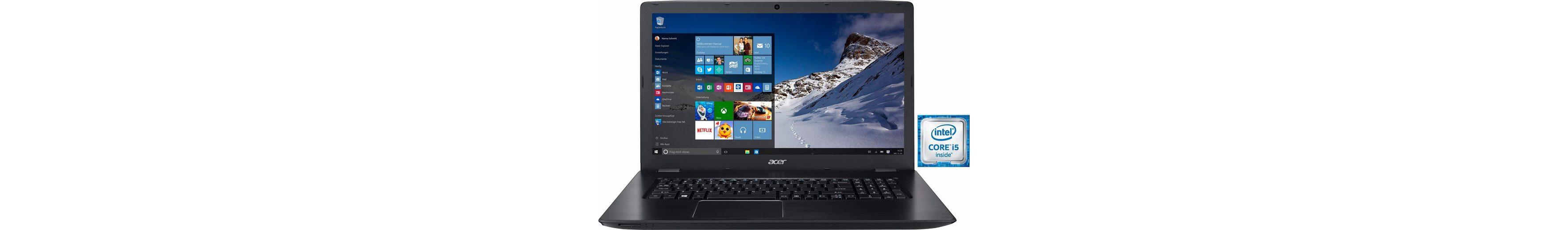 Acer E5-774G-508D Notebook, Intel® Core™ i5, 43,9 cm (17,3 Zoll), 1000 GB Speicher, 8192 MB DDR4-RAM
