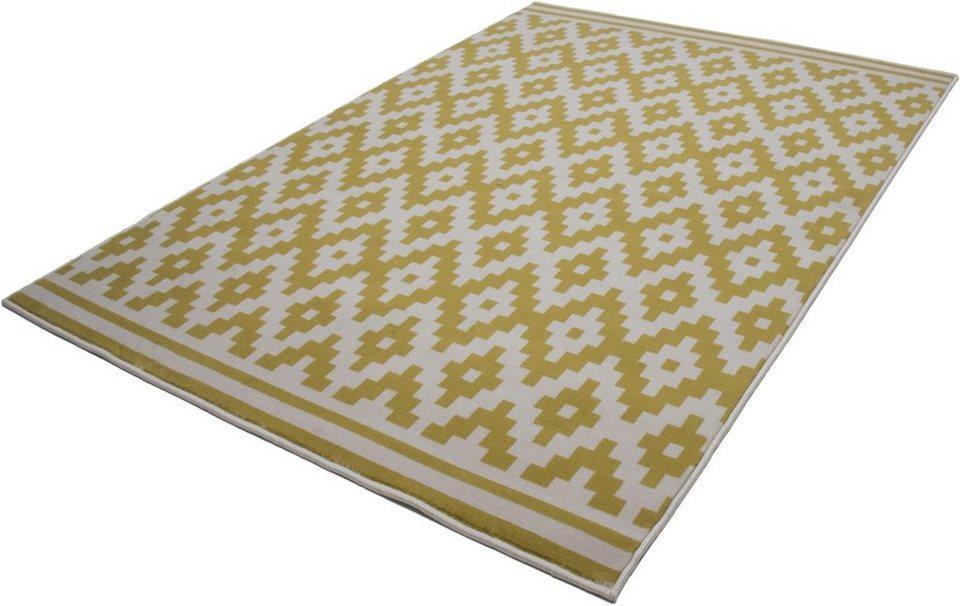 Teppich, Kayoom, »Now! 300«, gewebt in gold