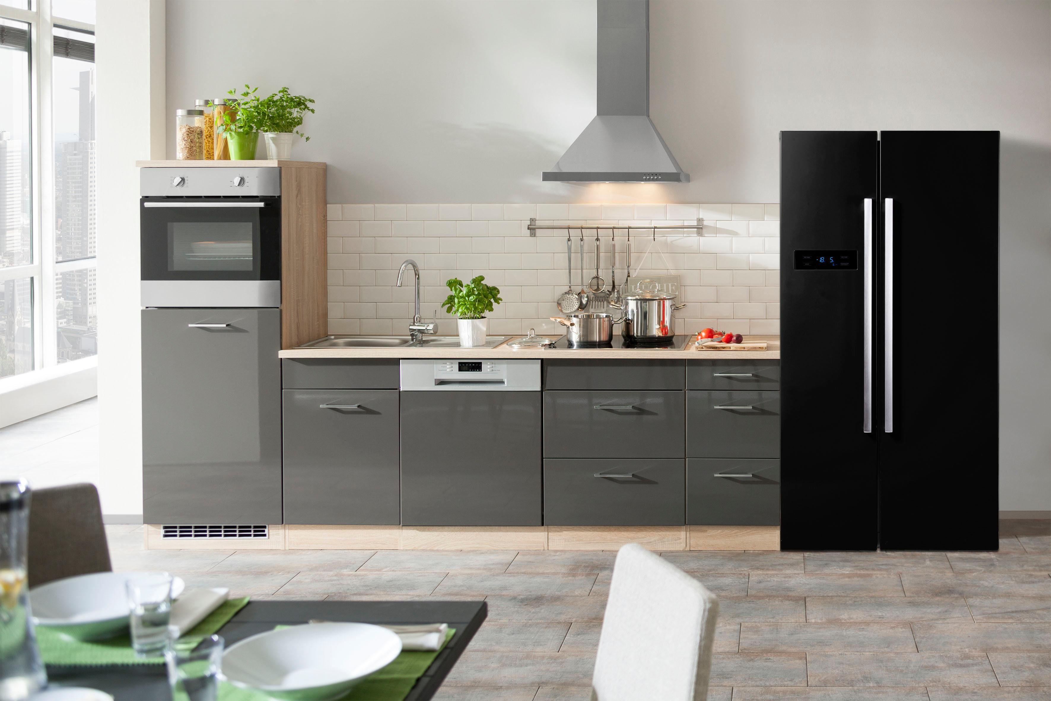 Side By Side Kühlschrank Otto : Side by side kühlschrank in schwarz online kaufen otto