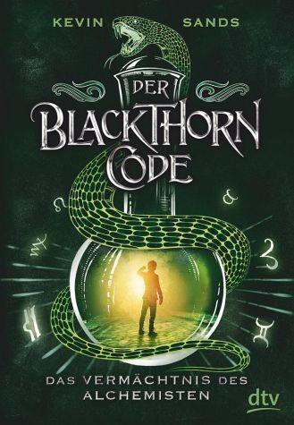 Gebundenes Buch »Der Blackthorn-Code - Das Vermächtnis des...«