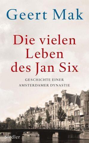 Gebundenes Buch »Die vielen Leben des Jan Six«