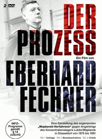DVD »Der Prozess - Eberhard Fechner (2 Discs)«