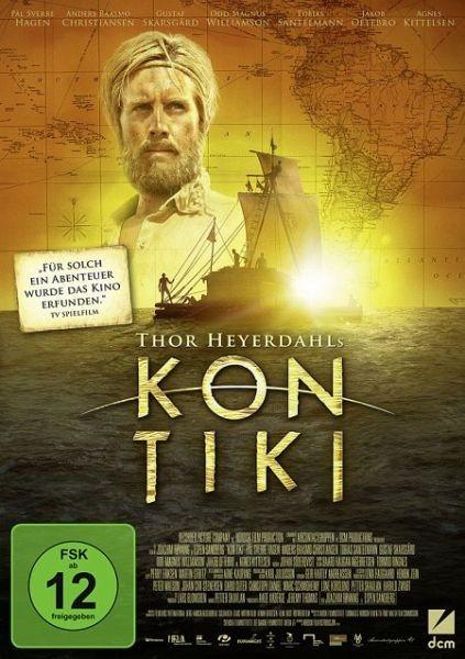 DVD »Kon-Tiki«