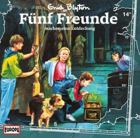 Audio CD »Enid Blyton: Fünf Freunde machen eine...«