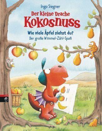 Gebundenes Buch »Der kleine Drache Kokosnuss - Wie viele Äpfel...«