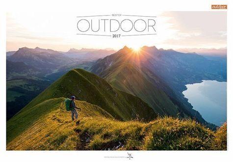 Kalender »Best of Outdoor 2017«