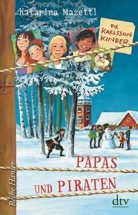 Gebundenes Buch »Papas und Piraten / Die Karlsson-Kinder Bd.6«