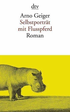 Broschiertes Buch »Selbstporträt mit Flusspferd«