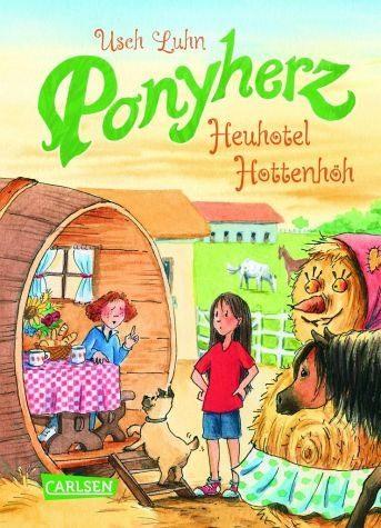 Gebundenes Buch »Heuhotel Hottenhöh / Ponyherz Bd.8«