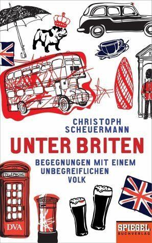 Gebundenes Buch »Unter Briten«