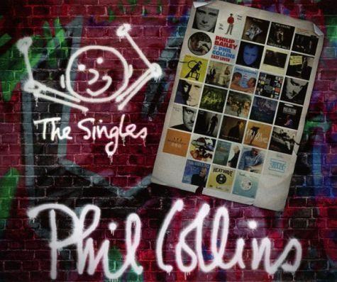 Audio CD »Phil Collins: Singles«