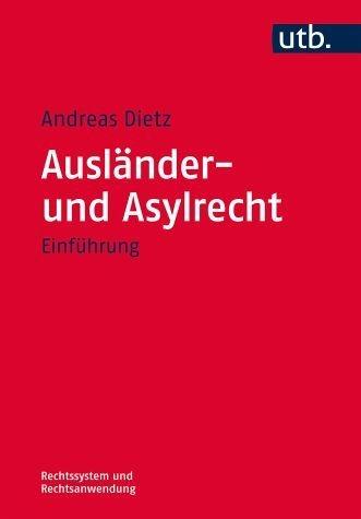 Broschiertes Buch »Ausländer- und Asylrecht«
