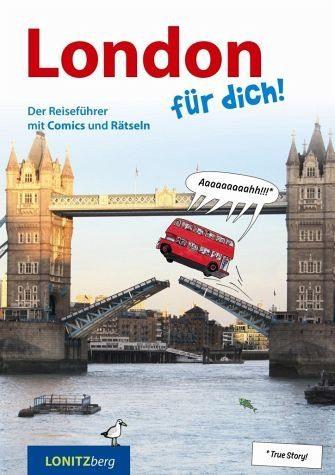 Broschiertes Buch »London für dich!«