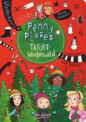 Broschiertes Buch »Tatort Winterwald / Penny Pepper Bd.4«