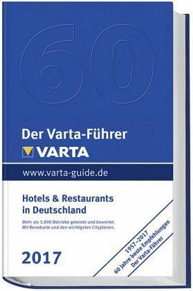 Gebundenes Buch »Der Varta-Führer 2017 Hotels und Restaurants...«