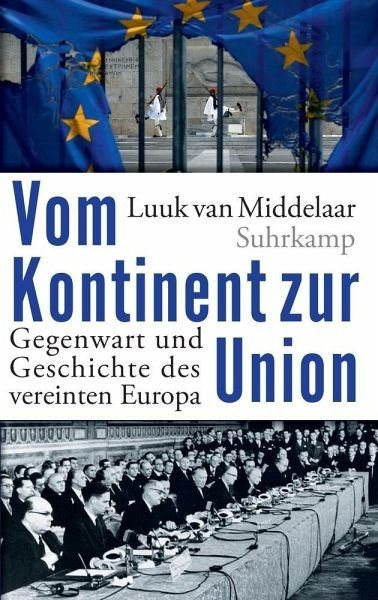 Gebundenes Buch »Vom Kontinent zur Union«