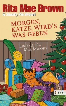 Gebundenes Buch »Morgen, Katze, wird's was geben / Ein Fall für...«