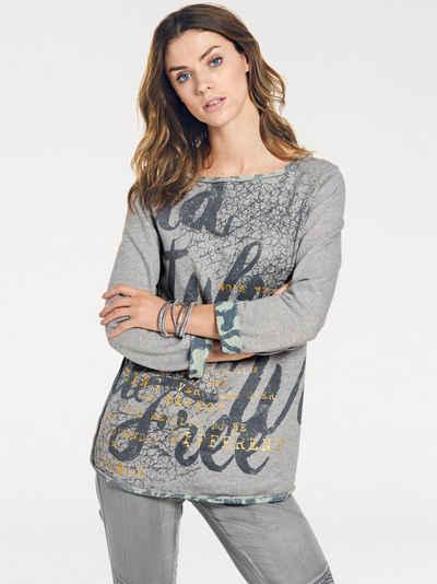 CASUAL Sweatshirt auch zum Wenden
