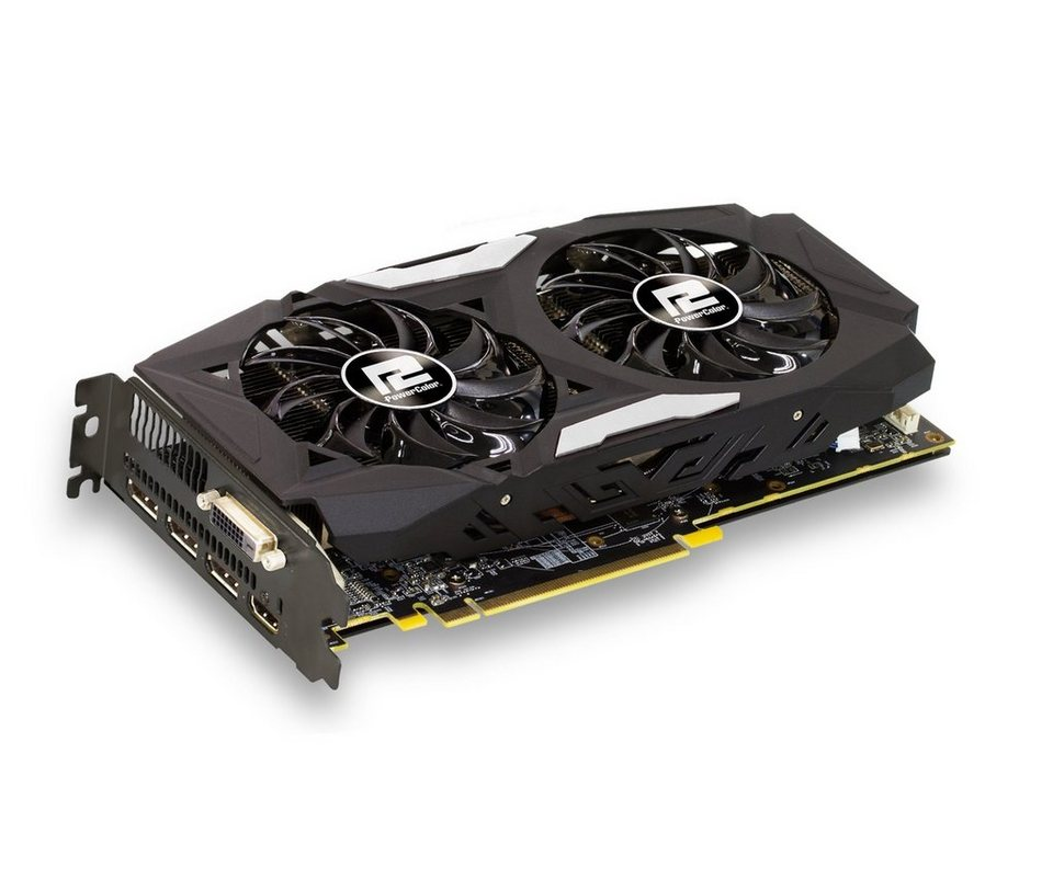 TUL Grafikkarte AMD Radeon™ RX 480 8GB GDDR5