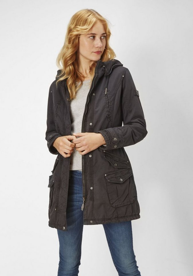 Redpoint Parka »Adria« in anthra