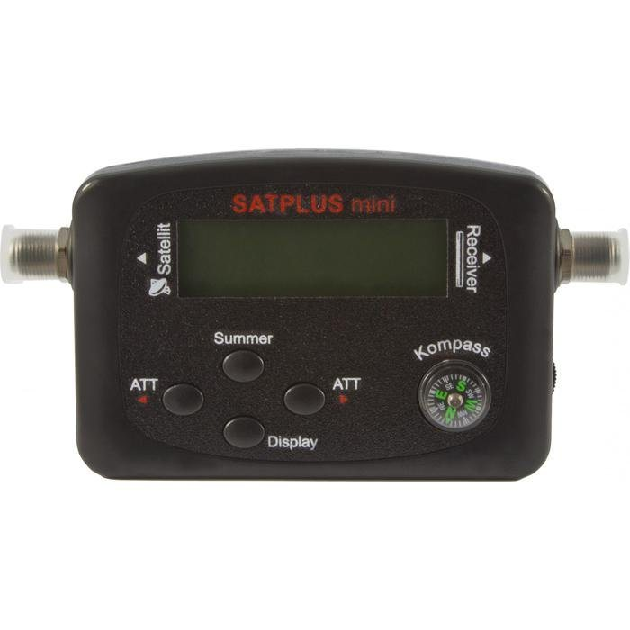 TELESTAR Satfinder mit LCD Display »SATPLUS mini« in Schwarz