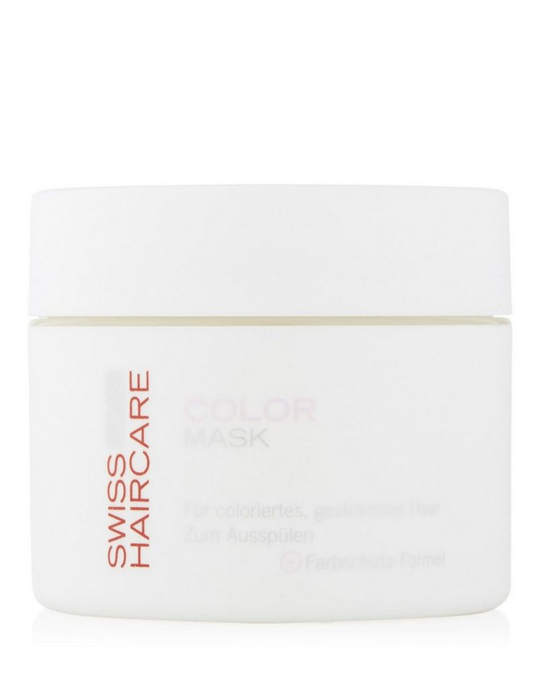 Swiss Haircare Haarmaske »Color Mask«