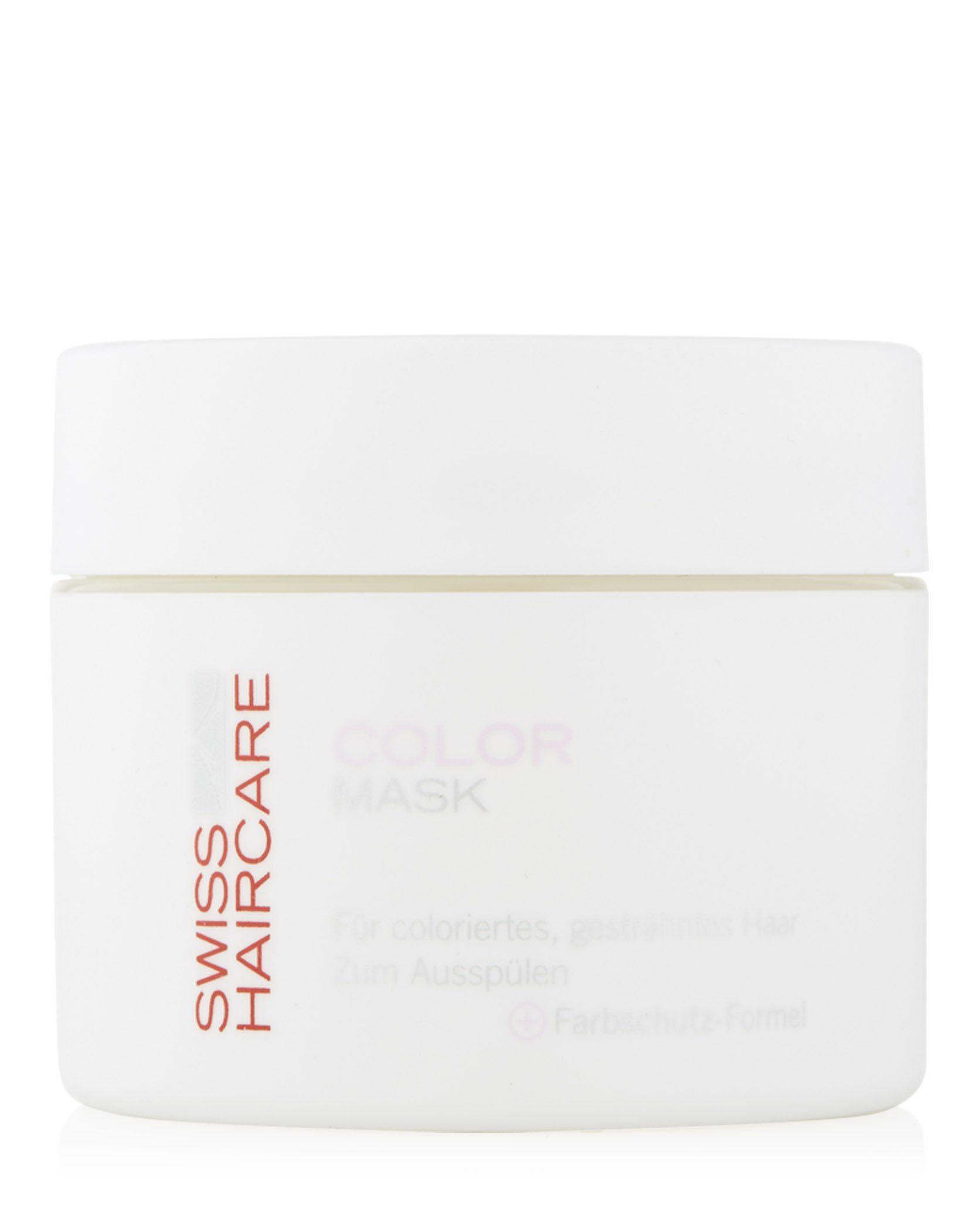 Swiss Haircare Haarmaske »Color«