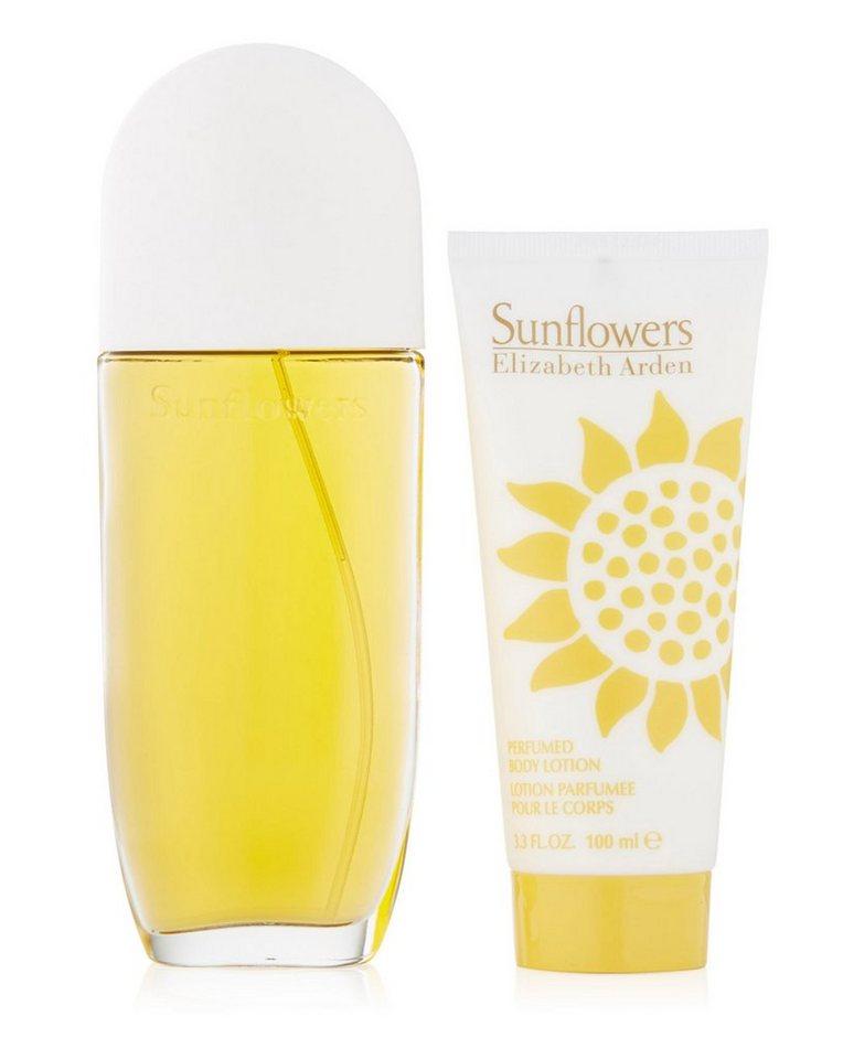 Elizabeth Arden Parfum-Set »Sunflowers«