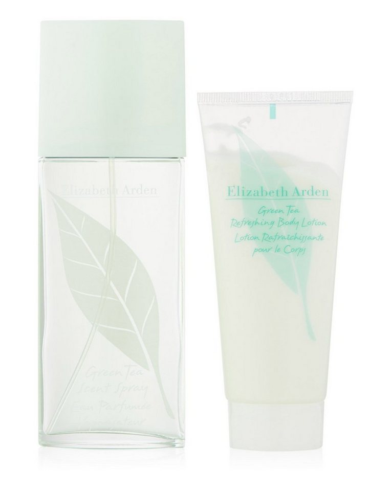 Elizabeth Arden Parfum-Set »Green Tea«