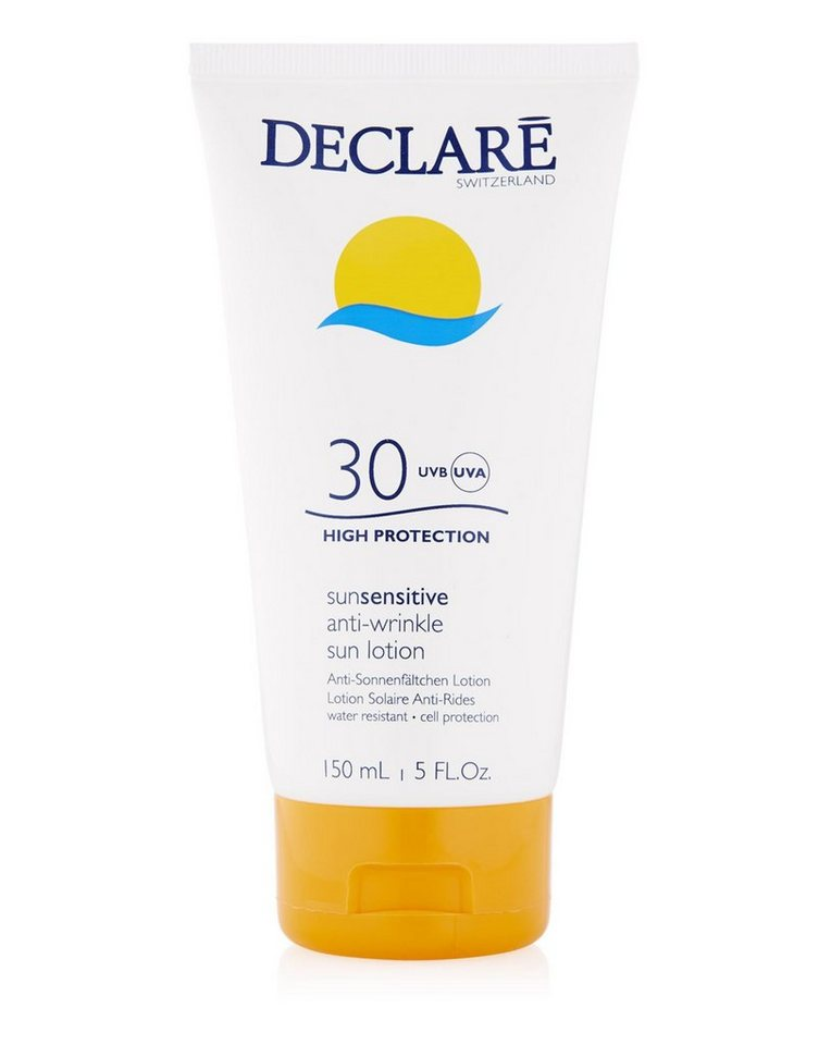 Declaré Sonnenmilch »SunSensitive Anti-Wrinkle SPF 30«