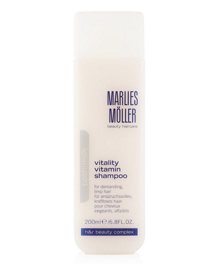 Marlies Möller Shampoo »Pashmisilk Luxury Vitality«