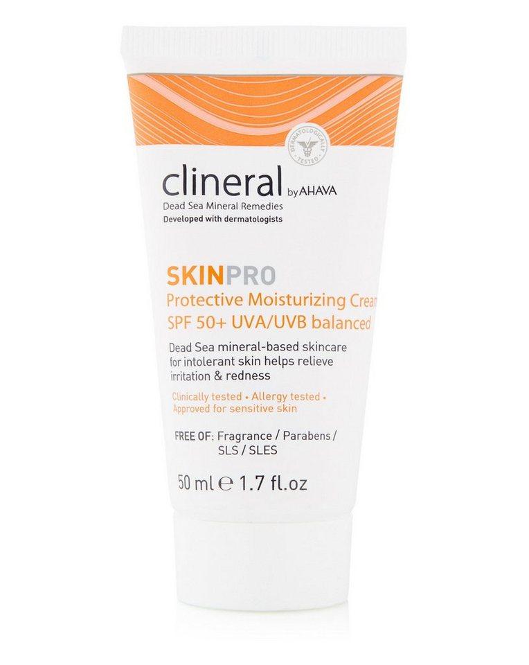 clineral Feuchtigkeitscreme »Skinpro«