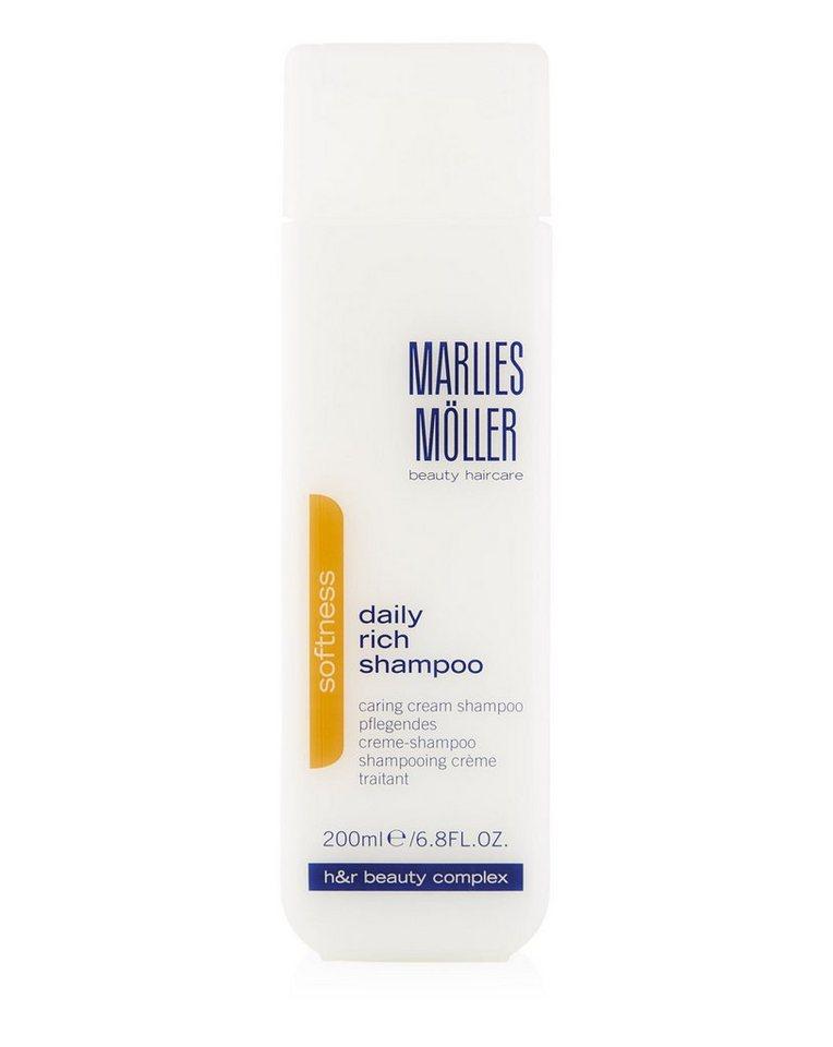 Marlies Möller Shampoo »Cleansing Softness«